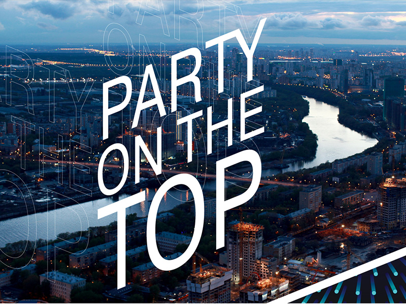 Party on the Top