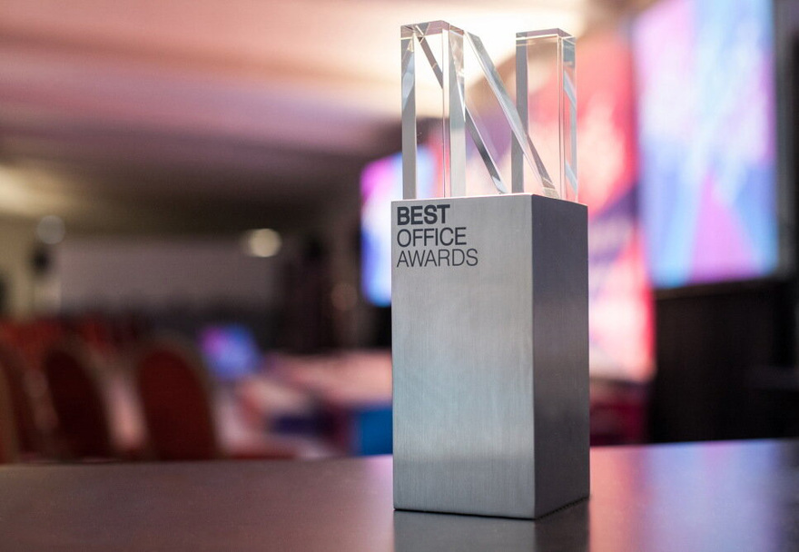 Подать проект на Best Office Awards 2020!