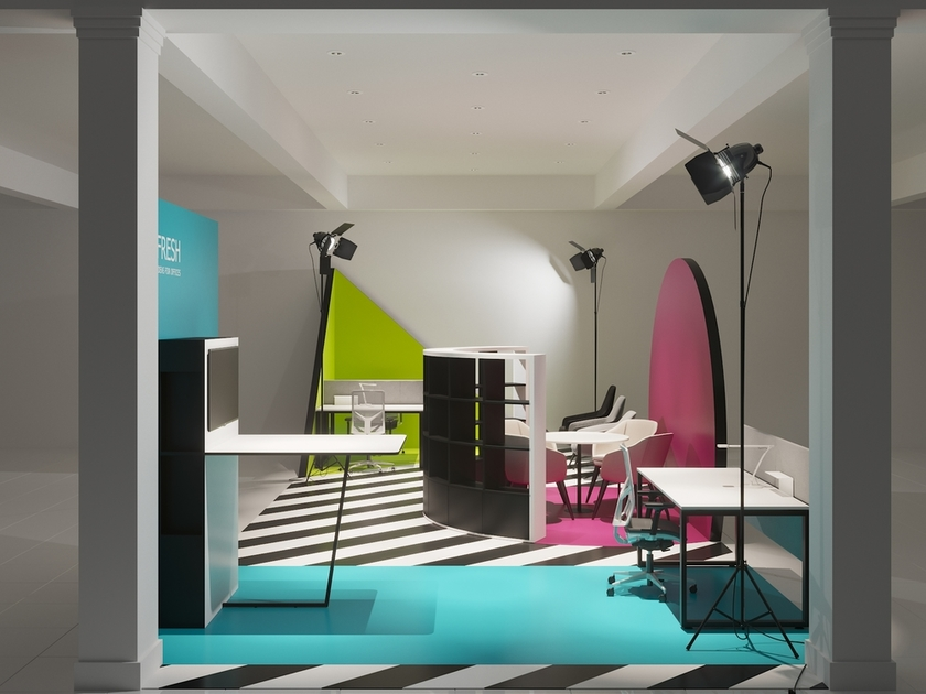 Fresh. Ideas for Offices – Авангард